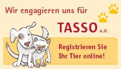 Registriere dein Tier!